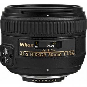 Nikon AF-S 50mm f/1.4 G0