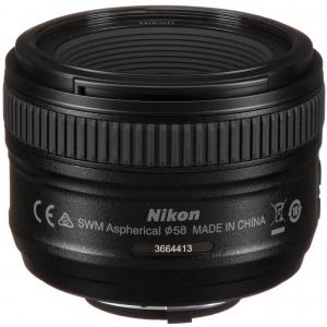 Nikon AF-S 50mm f/1.8 G2