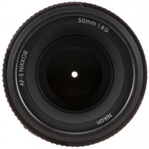 Nikon AF-S 50mm f/1.8 G4