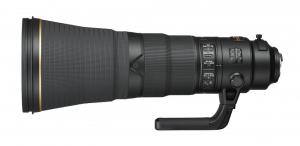 Nikon AF-S 600mm f/4 E FL ED VR2