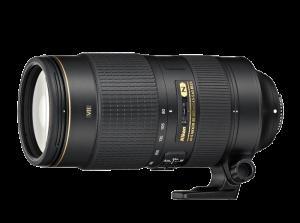 Nikon AF-S 80-400mm f/4.5-5.6G ED VR1