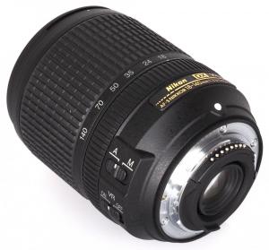 Nikon AF-S DX 18-140mm f/3.5–5.6G ED VR1