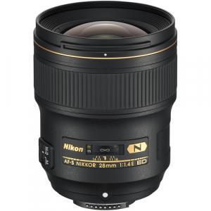 Nikon AF-S NIKKOR 28mm f/1.4E ED [0]
