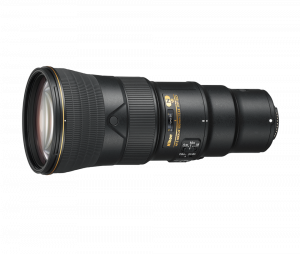 Nikon AF-S NIKKOR 500mm f/5.6E PF ED VR2