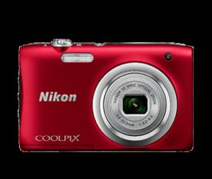 Nikon COOLPIX  A100 - rosu2