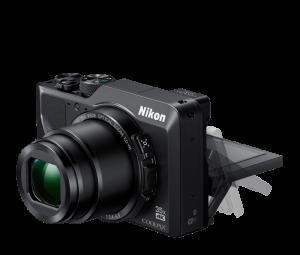 Nikon COOLPIX A1000 - Black4