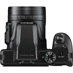 Nikon Coolpix B600 negru3