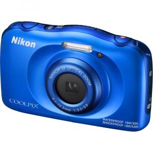 Nikon Coolpix W100 - subacvatic, filmare FHD Kit cu Rucsac -albastru2
