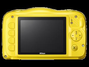 Nikon Coolpix W100 - subacvatic, filmare FHD Kit cu Rucsac -galben4