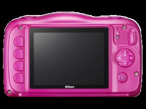 Nikon Coolpix W100 - subacvatic, filmare FHD Kit cu Rucsac -roz4
