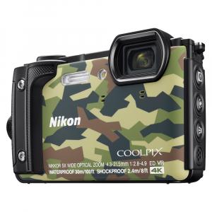 Nikon Coolpix W300 - subacvatic, filmare 4K - camuflaj0