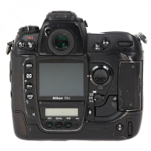 Nikon D2 H +  Nikon D2 X (S.H.) , PACHET2