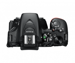 Nikon D5600 Kit AF-P 18-55mm VR, Negru4