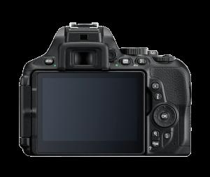 Nikon D5600 Kit AF-P 18-55mm VR, Negru3