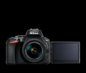 Nikon D5600 Kit AF-P 18-55mm VR, Negru1