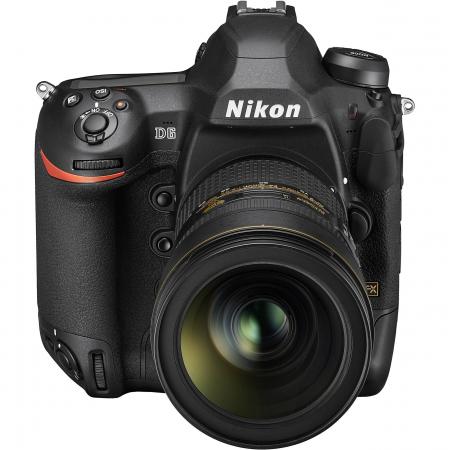 Nikon D6 Dual CFexpress  aparat foto DSLR 20.8Mpx FX 4K  , body6