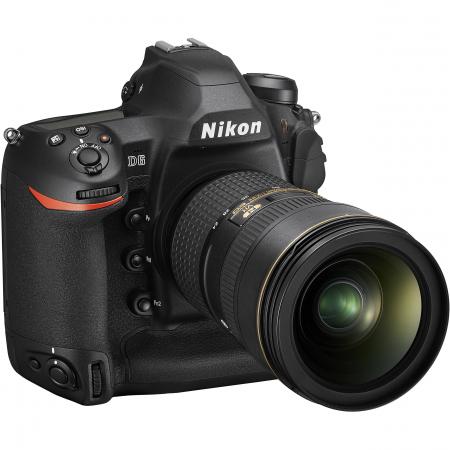 Nikon D6 Dual CFexpress  aparat foto DSLR 20.8Mpx FX 4K  , body5