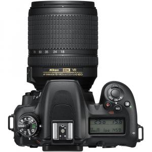 Nikon D7500 kit + Nikon 18-140mm VR4