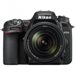 Nikon D7500 kit + Nikon 18-140mm VR1