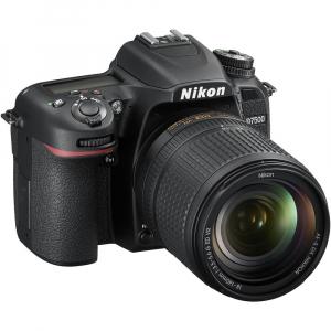 Nikon D7500 kit + Nikon 18-140mm VR9