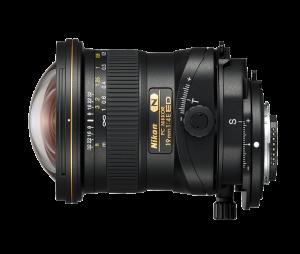 Nikon PC NIKKOR 19mm f/4E ED [1]