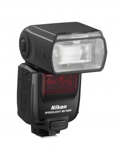 Nikon Speedlight SB-5000 AF i-TTL - blitz cu comanda radio0
