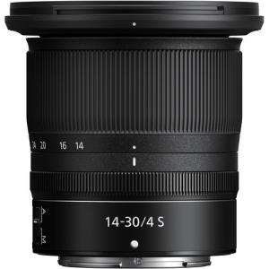 Nikon Z 14-30mm f/4 S , obiectiv Mirrorless1
