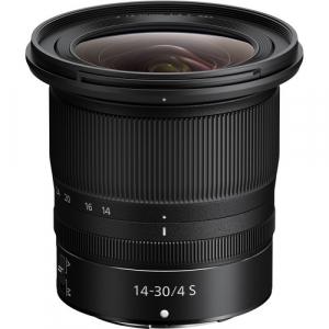 Nikon Z 14-30mm f/4 S , obiectiv Mirrorless0