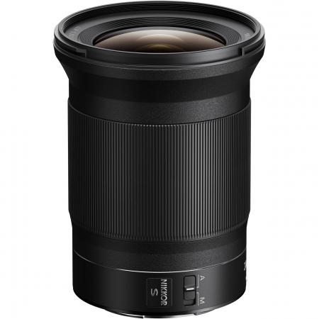 Nikon Z 20mm f/1.8 S , obiectiv Mirrorless [1]
