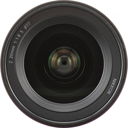 Nikon Z 20mm f/1.8 S , obiectiv Mirrorless [6]