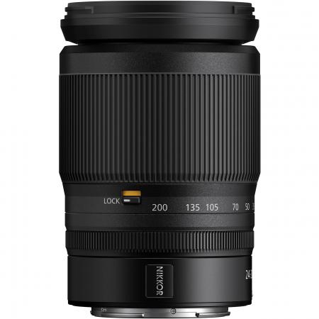 Nikon Z 24-200mm f/4-6.3, obiectiv Mirrorless [1]