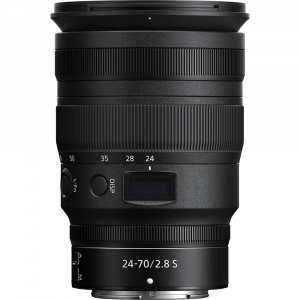 Nikon Z 24-70mm f / 2.8 S - obiectiv Mirrorless2