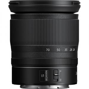 Nikon Z 24–70mm f/4 S , obiectiv Mirrorless2