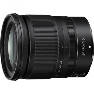 Nikon Z 24–70mm f/4 S , obiectiv Mirrorless 3