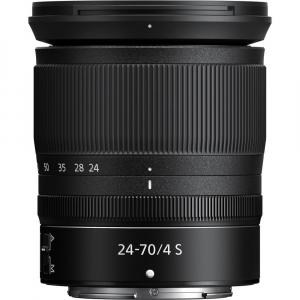 Nikon Z 24–70mm f/4 S , obiectiv Mirrorless1