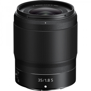 Nikon Z 35mm f/1.8 S , obiectiv Mirrorless0
