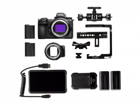NIKON - Z6 II Essential Movie Kit0