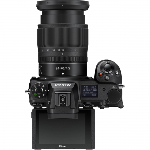 Nikon Z 6II  + Kit cu Adaptor FTZ si NIKKOR Z 24-70mm f/4 S - Nikon Z 6II Mirrorless Digital Camera - Nikon5