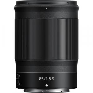 Nikon Z 85mm f/1.8 S , obiectiv Mirrorless1