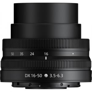 Nikon Z DX 16-50mm f/3.5-6.3 VR , obiectiv Mirrorless [1]