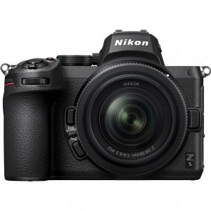 Nikon Z5 Aparat Foto Mirrorless Full Frame 24.3Mpx, Video 4K, Wi-Fi - Kit cu NIKKOR Z 24-50mm f/4-6.3 si Adaptor FTZ0