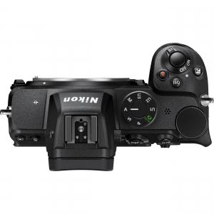 Nikon Z5 Aparat Foto Mirrorless Full Frame 24.3Mpx, Video 4K, Wi-Fi - Kit cu NIKKOR Z 24-50mm f/4-6.3 si Adaptor FTZ7