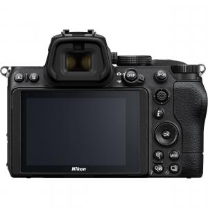 Nikon Z5 Aparat Foto Mirrorless Full Frame 24.3Mpx, Video 4K, Wi-Fi - Kit cu NIKKOR Z 24-50mm f/4-6.3 si Adaptor FTZ6
