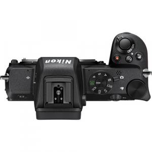 Nikon Z50 + 16-50mm f/3.5-6.3 VR + 50-250mm f/4.5-6.3 VR -  Aparat Foto Mirrorless 4K - Montura Z9