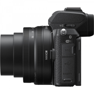 Nikon Z50 + 16-50mm f/3.5-6.3 VR -  Aparat Foto Mirrorless 4K - Montura Z6