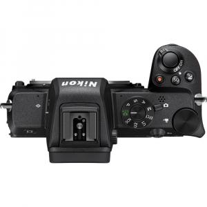 Nikon Z50 Body + adaptor Nikon FTZ,  Aparat Foto Mirrorless 4K - Montura Z3
