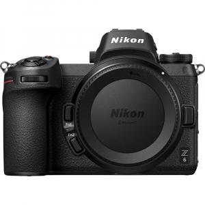 Nikon Z6 Body + adaptor Nikon FTZ,  Aparat Foto Mirrorless Full Frame 24.5MP Video 4K  Wi-Fi1