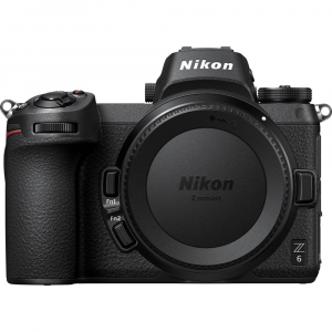 Nikon Z6 Body -  Aparat Foto Mirrorless Full Frame 24.5MP Video 4K  Wi-Fi0