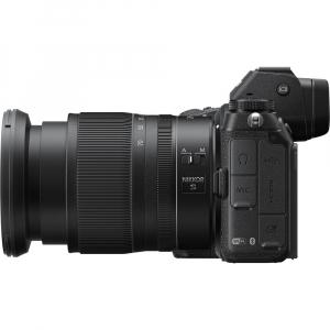 Nikon Z6 kit Nikkor Z 24-70mm f/4 S +adaptor Nikon FTZ, Aparat Foto Mirrorless Full Frame 24.5MP Video 4K  Wi-Fi10