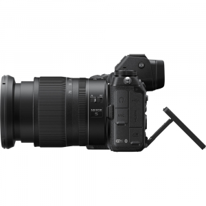 Nikon Z6 kit Nikkor Z 24-70mm f/4 S +adaptor Nikon FTZ, Aparat Foto Mirrorless Full Frame 24.5MP Video 4K  Wi-Fi8